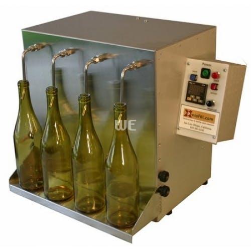 Have removed Wine bottling fillers equipment