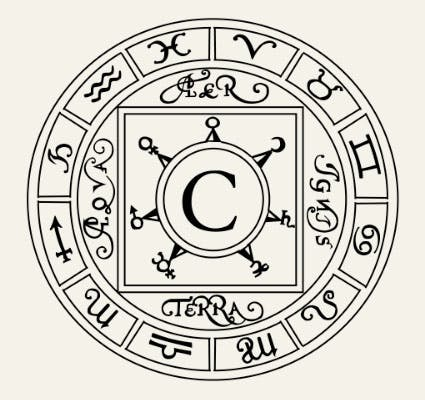 Image of the Cinnabar winery medallion logo