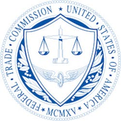 Image of Federal Trade Commission seal/logo