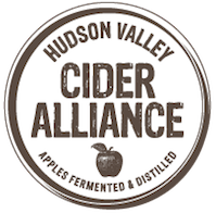 Image of the Hudson Valley Cider Alliance logo