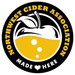 Image of the Northwest Cider Association logo
