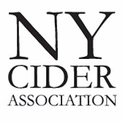 Image of the New York Cider Association logo