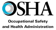 Image of the Occupational Safety & Health Administration seal/logo