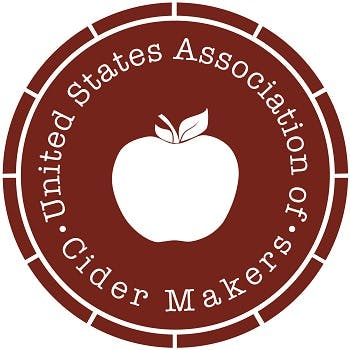 Image of the United States Association of Cider Makers logo