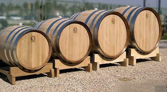 Vintner Vault French Oak barrel