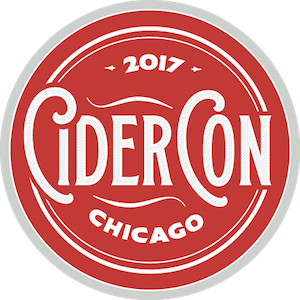 Image of the CiderCon 2017 logo