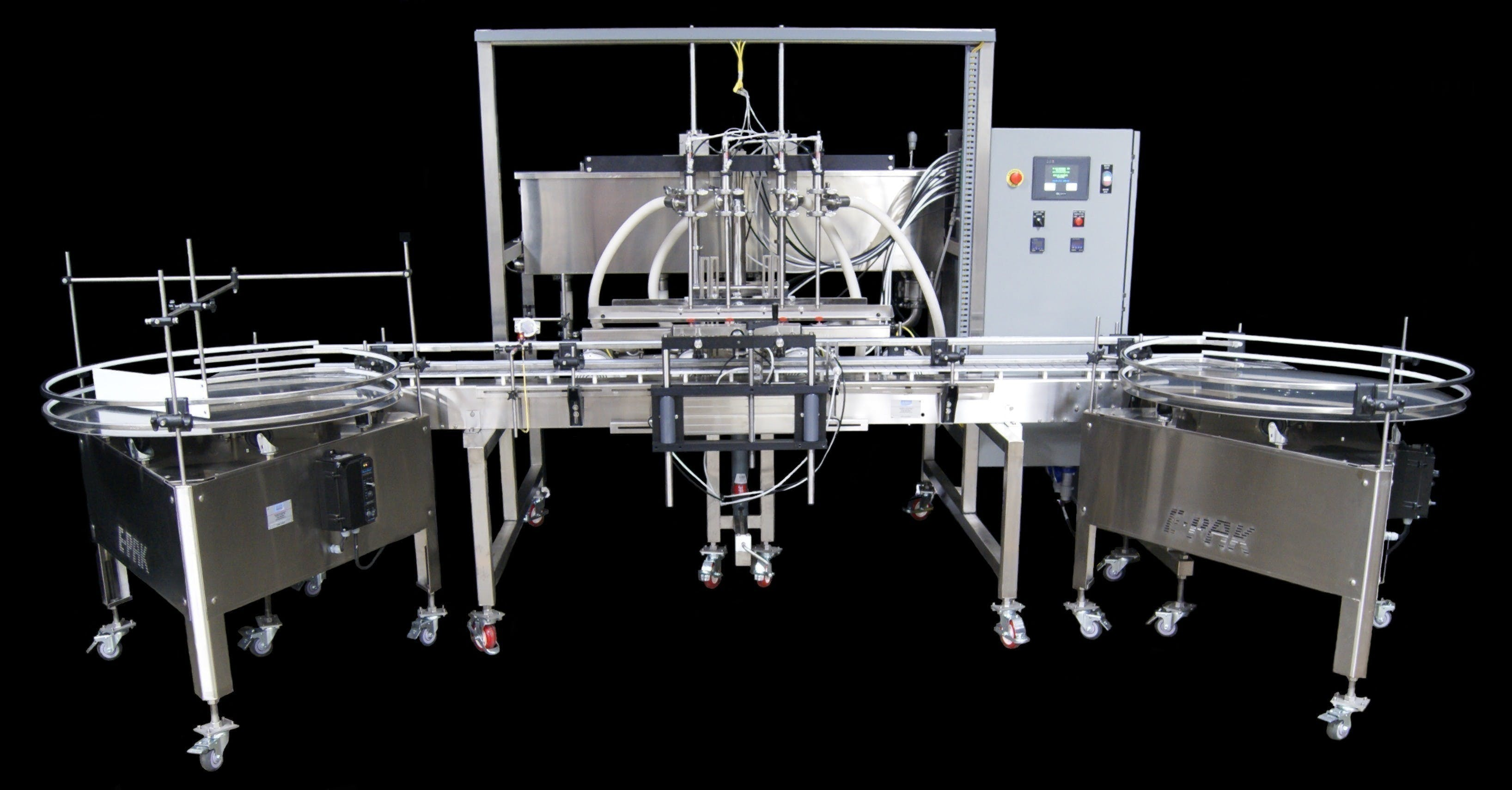 Pump Filler Bottle filler sold by E-PAK Machinery, Inc.