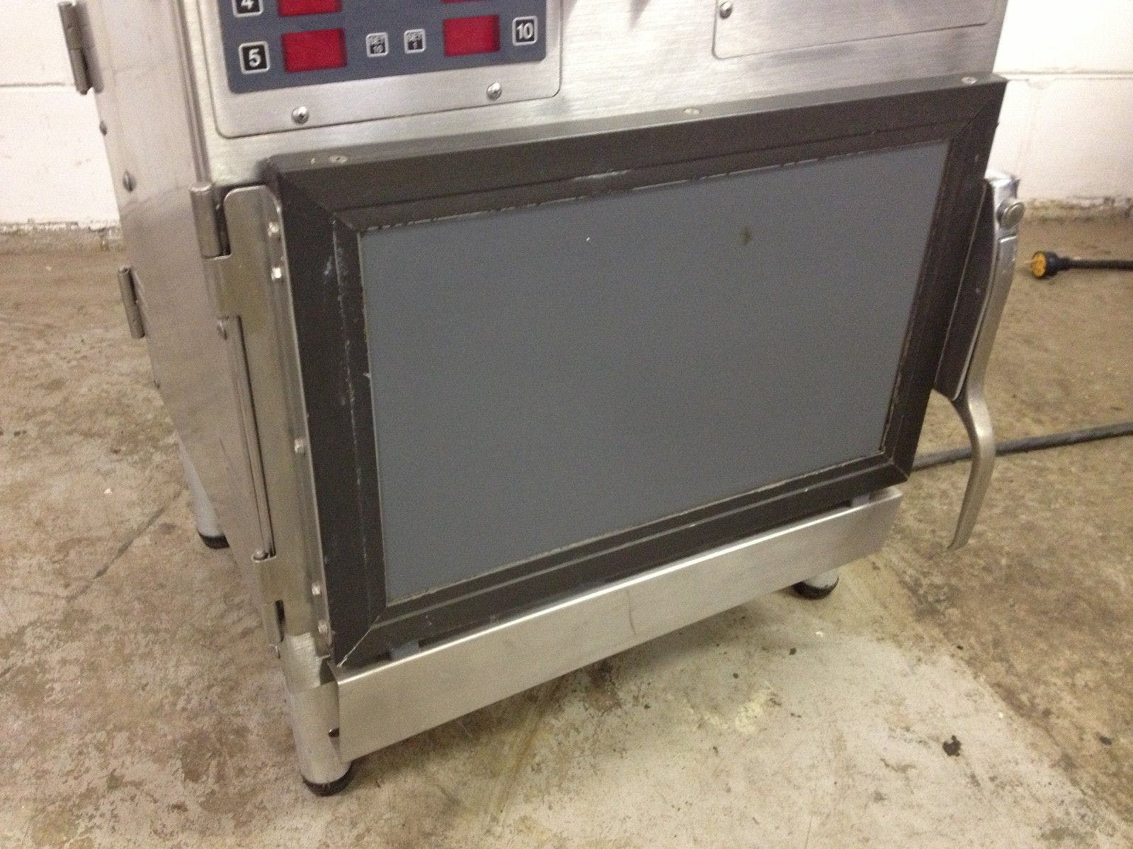 Carter Hoffmann Accufresh Pass Thru Heat and Humidity Cabinet MD 110 PS - sold by Jak's Restaurant Supply