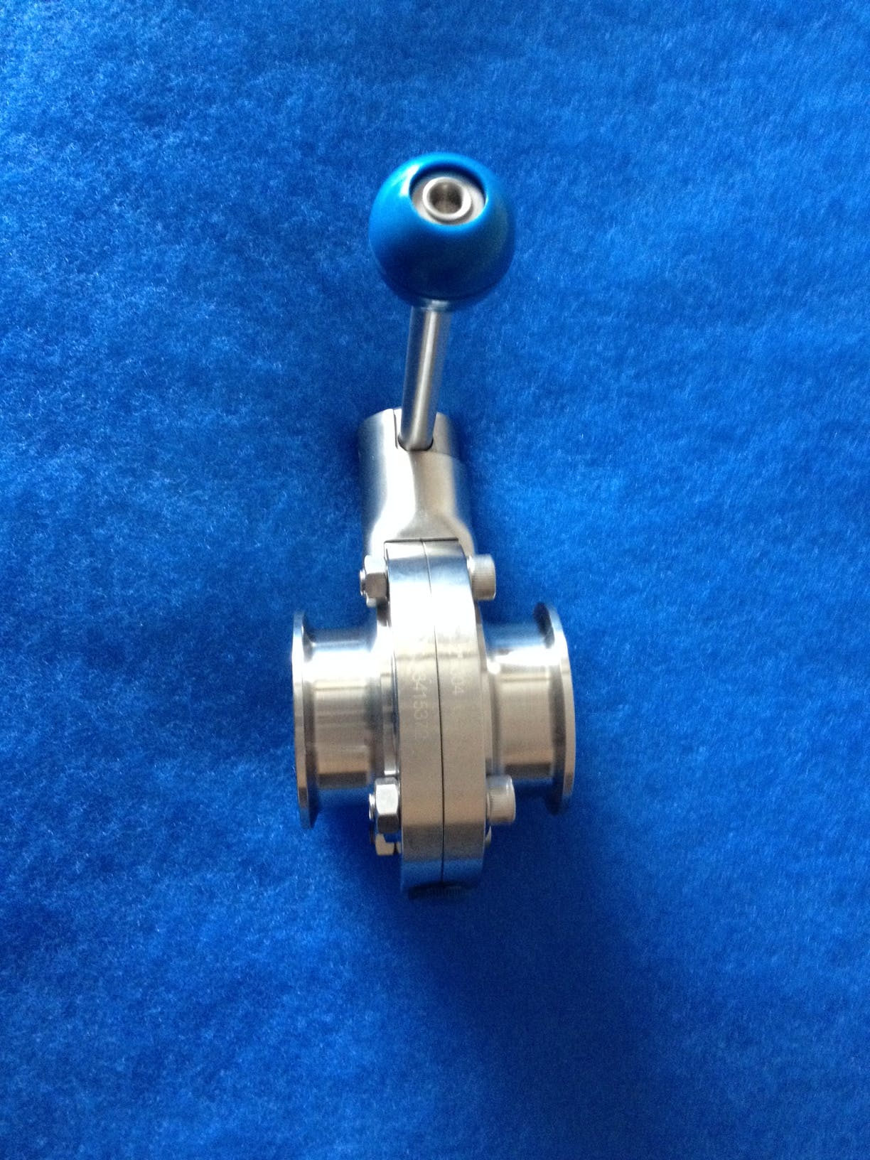 Sanitary Butterfly valves Wine pump sold by McFinn Technologies, LLC