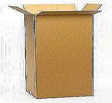 Corrugated Boxes ECT 44 RSC Size 8 7/8 x 3 x 12 1/8 Cardboard carton sold by SpiritedShipper
