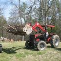 Loading Logs - Tap handle sold by CitiWood Urban Forest Products, LLC