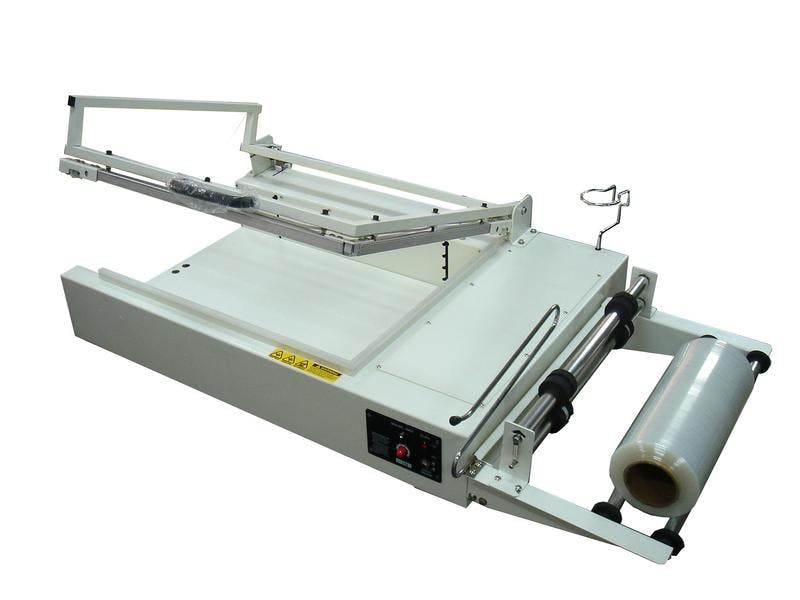 W-Series Table-Top L-Bar Sealer Shrink wrapper sold by Sealer Sales