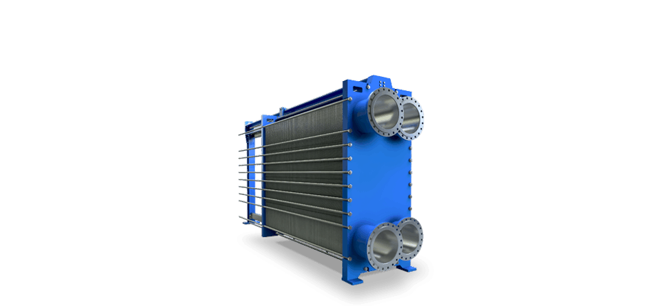 Sigma Heat exchanger sold by API Heat Transfer