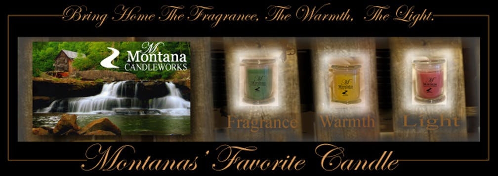 Jar Candles Candle sold by Montana Candleworks