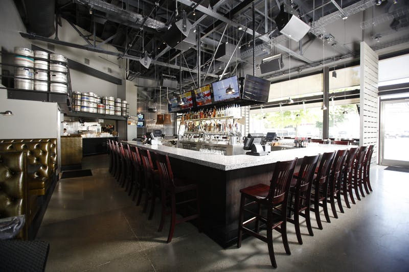 Firestone Public House Restaurant buildout sold by Trimark Economy