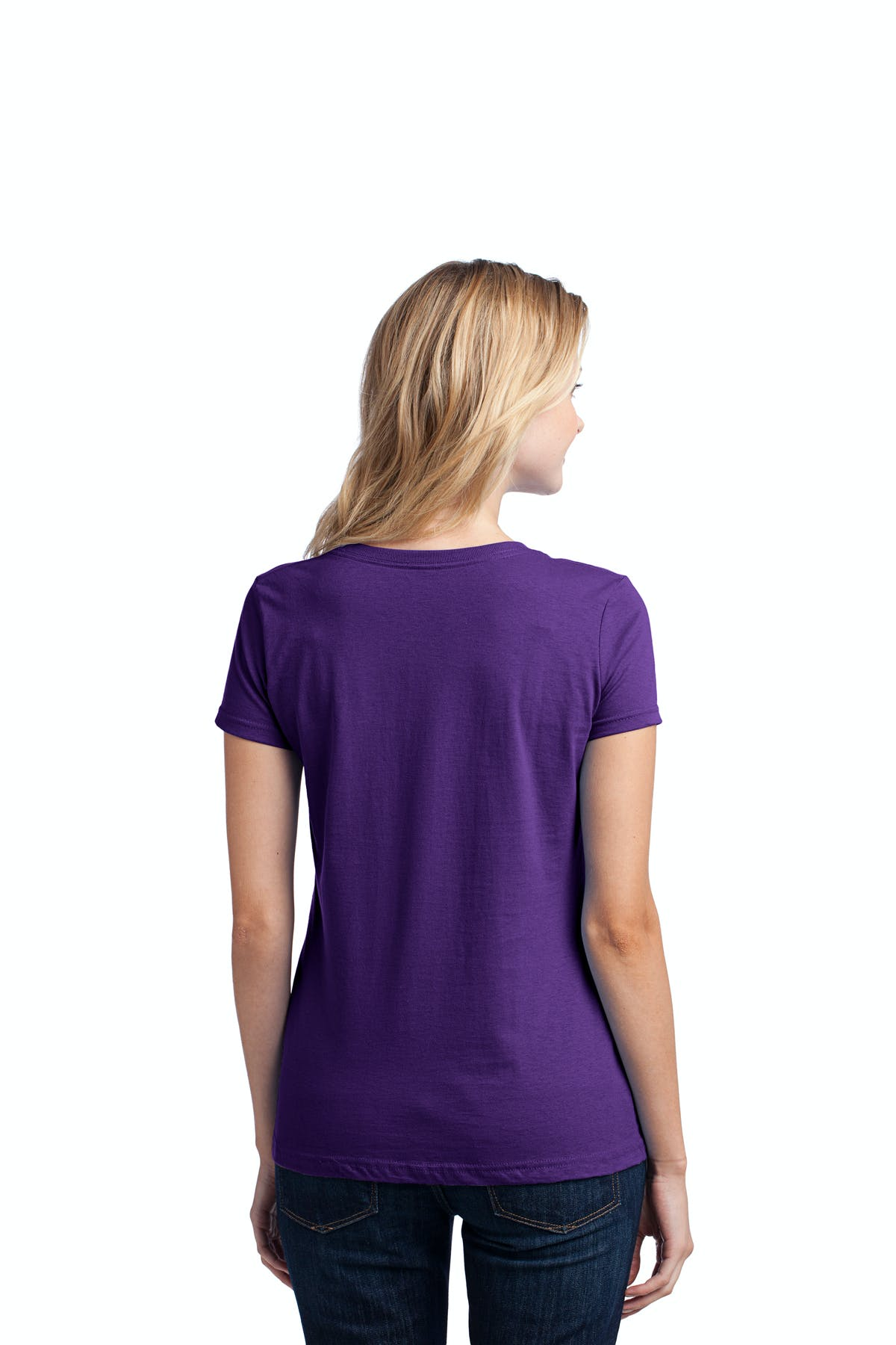 Fruit of the Loom® Ladies HD Cotton™ 100% Cotton T-Shirt - sold by PRINT CITY GRAPHICS, INC