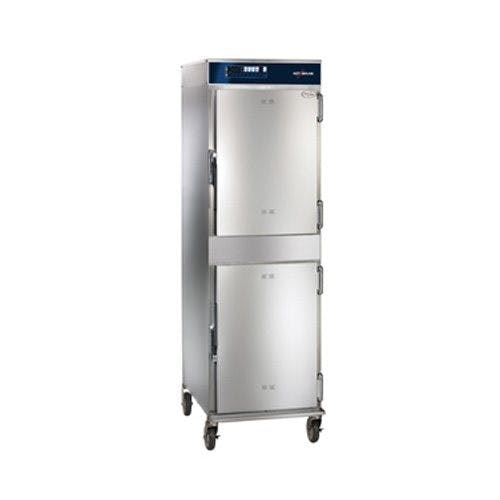 Alto-Shaam Inc. 1200-TH/III Slo Cook and Hold Oven, Double Deck, 120 lb Capacity, Electronic Control Commercial oven sold by Mission Restaurant Supply