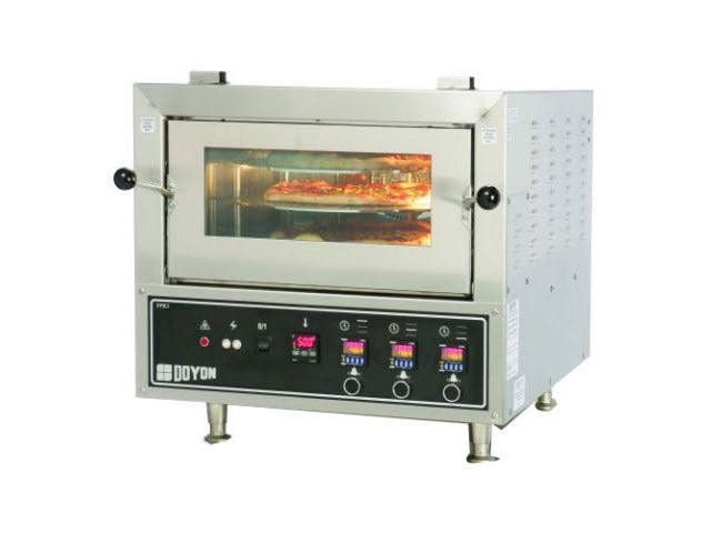 Doyon FPR3 (3 Deck) Revolving Oven Commercial oven sold by pizzaovens.com