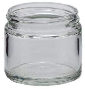 2oz Straight-Sided Jar 53 CT Glass Jar sold by Fillmore Container Inc