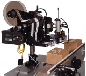 Bottle, Pallet and Carton Labelers Bottle labeler sold by SPS Packaging