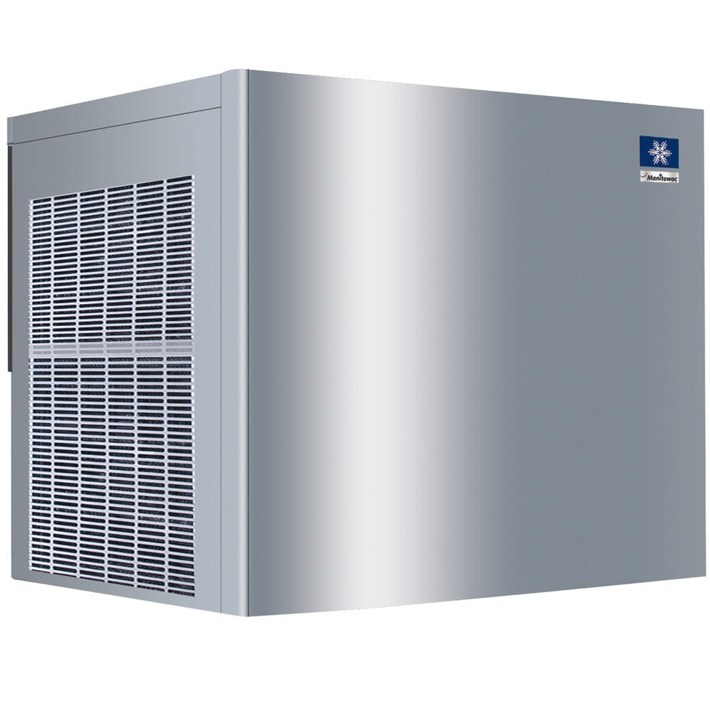 "Manitowoc RNS-1008A 30"" Air Cooled Nugget Ice Machine - 1078 lb. Ice machine sold by WebstaurantStore"