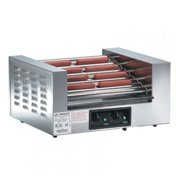 Lil' Diggity Hot Dog Grill - V-GMP8024SL