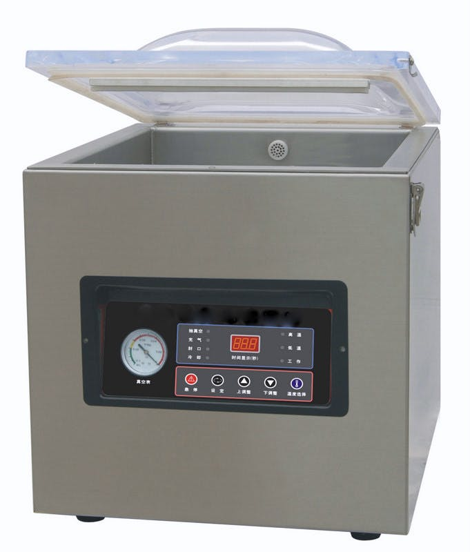 "DZ-500T 20"" Chamber Vacuum Sealer Vacuum packaging machine sold by Sealer Sales"