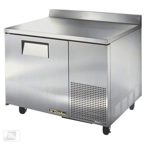 "True - TWT-44 45"" Worktop Refrigerator Commercial refrigerator sold by Food Service Warehouse"