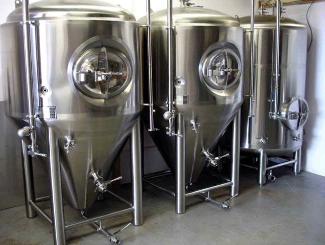 Fermenters Fermenter sold by Systech Stainless Works, LLC