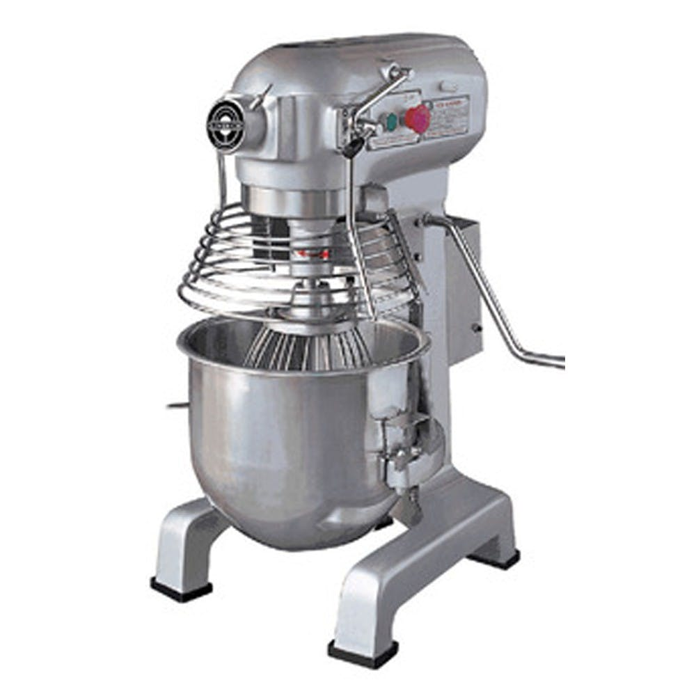 Eurodib M20 ETL | 20 Qt Planetary Mixer Mixer sold by Mission Restaurant Supply