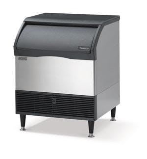 Prodigy® Ice Maker w/Bin, Cube Style, 110 lb bin storage capacity, up to 250 lbs per day Ice machine sold by TheRDStore.com