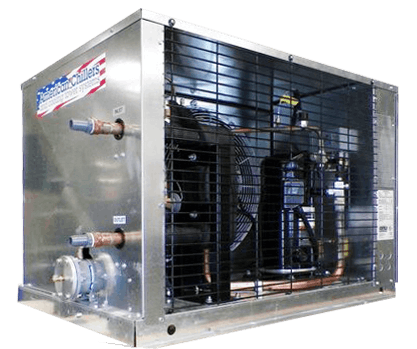 Modular Glycol Chiller Systems Glycol chiller sold by American Chillers and Cooling Tower Systems