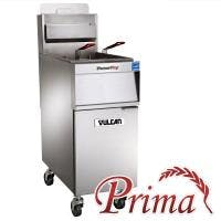 Vulcan 1VK45A PowerFry Commercial Gas Fryer - 45-50 lb. Oil Capacity Commercial fryer sold by Prima Supply