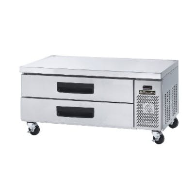 BlueAir Refrigerated Equipment Stand / Chef Base with 4 drawers (9.8 cu ft) Equipment stand sold by pizzaovens.com