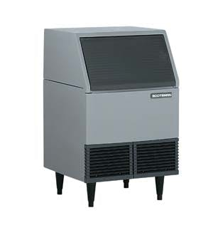 Ice Maker w/Bin, Flake-Style, 80 lb bin storage capacity, 400-lb production/24-hour Ice machine sold by TheRDStore.com