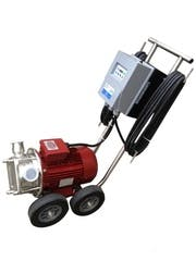 HiLo 50 Flexible Impeller Pump Must pump sold by The Compleat Winemaker