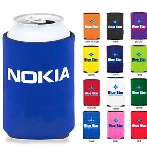 Collapsible Koozie Can Cooler Koozie sold by 8-0-ViBES