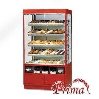 "Federal WDC4276SS - 42"" Non-Ref Full Pan Wall Display Merchandise Merchandiser sold by Prima Supply"