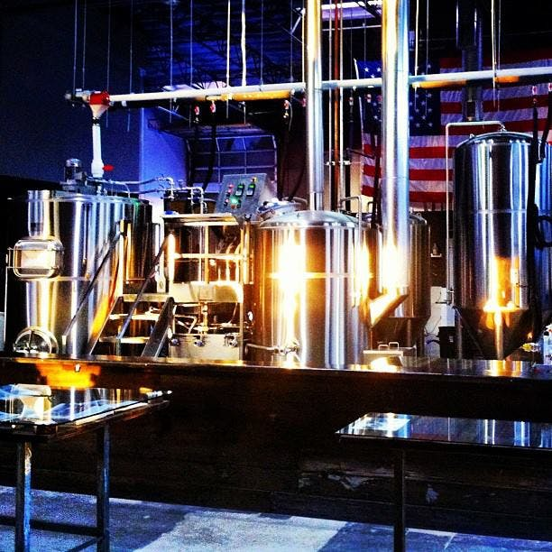 Brewhouses Brewhouse sold by Marks Design and Metalworks