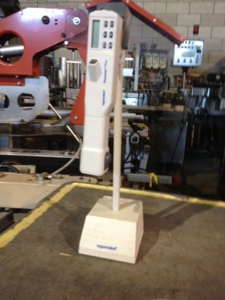 EPPENDORF REPEATER PRO Liquid Handling (Used) - sold by Aevos Equipment