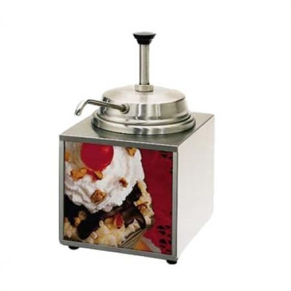 3.5 qt. Lighted Food Warmer - V-STM3WLA-P