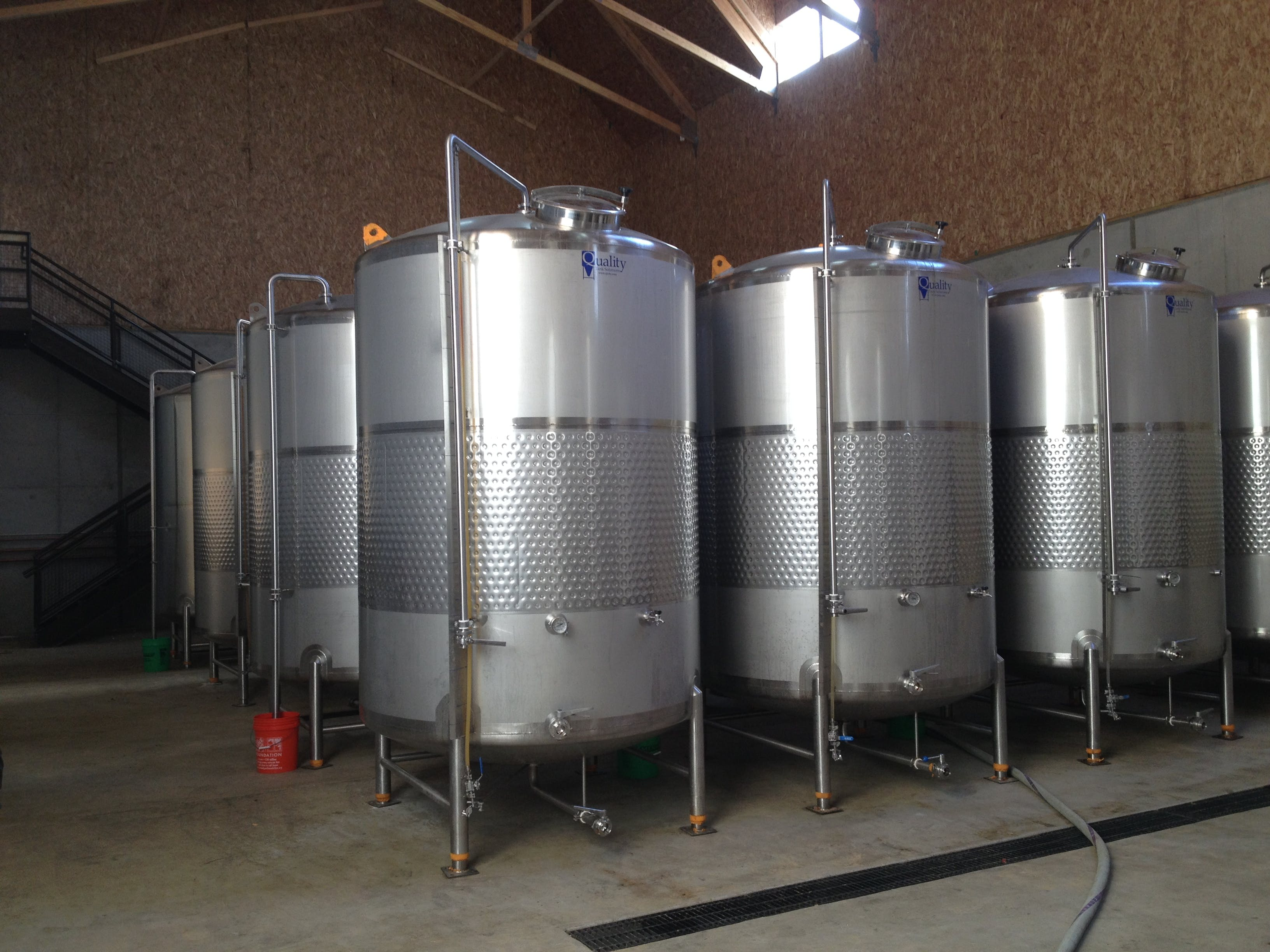Brewery Tanks Brewery tank sold by Quality Tank Solutions