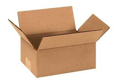 Corrugated Boxes ECT 44 RSC Size 6 x 12 1/8 x 3 Cardboard carton sold by SpiritedShipper