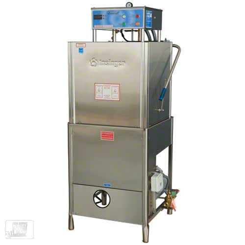 Insinger - CS-5 60 Rack/Hr Door Type Dishwasher Commercial dishwasher sold by Food Service Warehouse