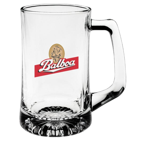 14 oz. Executive Sport Tankard Beer glass sold by MicrobrewMarketing.com