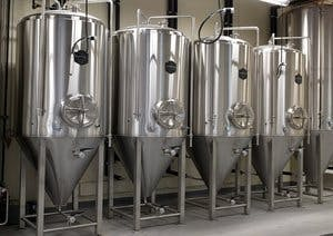 15 BBL Fermenters Fermenter sold by Pioneer Tank and Vessel