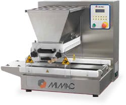 Empire BabyDrop 400 Table Top Cookie Machine Cookie depositor sold by Bakery Equipment.com
