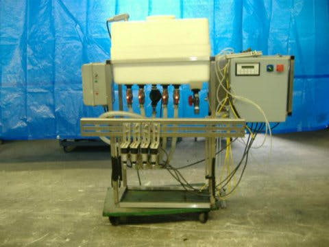 Used Complete Water Bottling Line - sold by Sigma Packaging