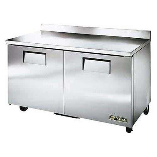 "True - TWT-60 61"" Worktop Refrigerator Commercial refrigerator sold by Food Service Warehouse"