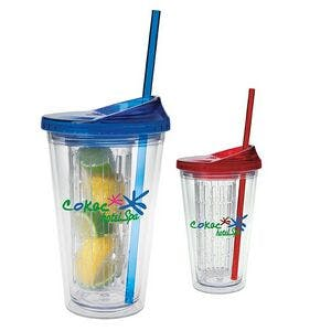 Good Value 18 Oz. Fruit Infusion Tumbler Plastic cup sold by Dechan, Inc. II